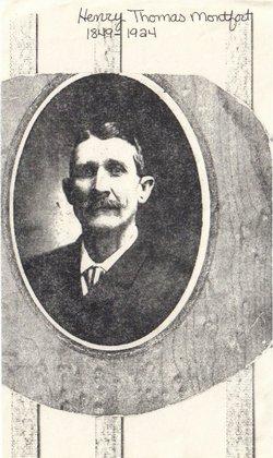 Henry James Montfort