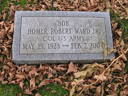 Homer Robert Ward, Jr
