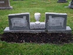 Mildred Amelia <i>Heskett</i> Anthony