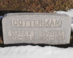 Clara Belle <i>Snider</i> Cotterman