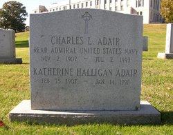 Katharine <i>Halligan</i> Adair