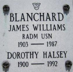 Dorothy <i>Halsey</i> Blanchard
