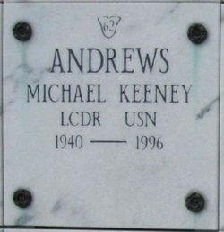 LCDR Michael Keeney Andrews