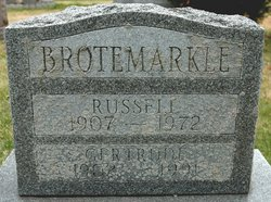 Russell Wickman Brotemarkle