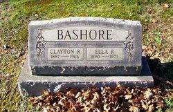 Clayton R. Bashore