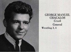PFC George Manuel Chacalos