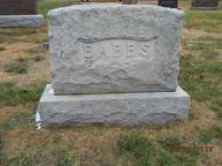 Annice M <i>Hayter</i> Babbs