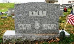 Lelia <i>Hamilton</i> Bell