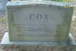 Eliza Josephine <i>Haselden</i> Cox