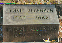 Jennie Alderson