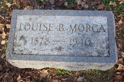 Louise B. <i>Seiler</i> Morga