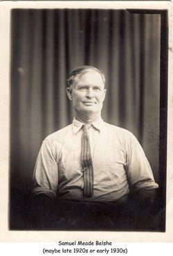 Samuel Meade Belshe