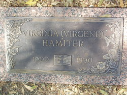 Virginia Virgine Hamiter