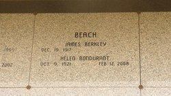 Helen <i>Bondurant</i> Beach