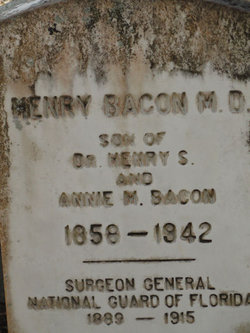 Dr Henry Bacon