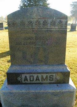 John A Adams