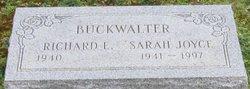 Sarah Joyce <i>Sides</i> Buckwalter