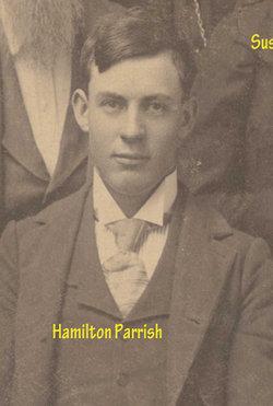 Abraham Hamilton Ham Parrish
