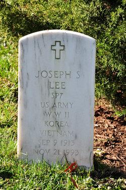 Joseph S Lee