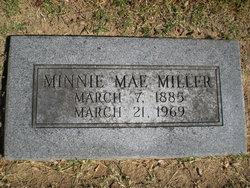 Minnie Mae <i>Miller</i> Miller