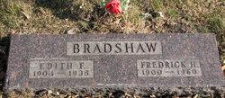 Edith <i>Freel</i> Bradshaw