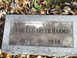Annie Elizabeth Harmon