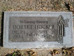 Dorset Hocker