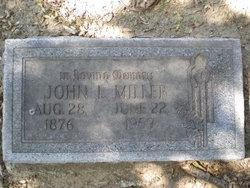 John Emmett Miller