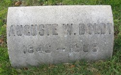 Auguste W. <i>Hamann</i> Boldt