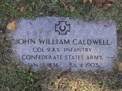 John William Caldwell