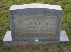 Carrie Thompson