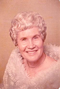 Beulah Dorthrea <i>Ballew</i> Stevens