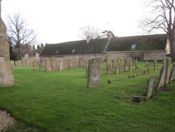 Hambleton, St Andrew Churchyard