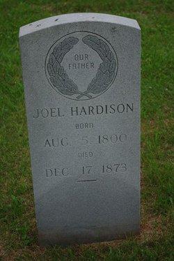 Dr Joel Hardison