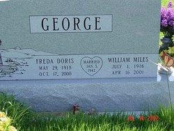 William Miles George