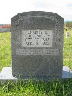 Charity Lucinda <i>Quesenberry</i> Quesenberry