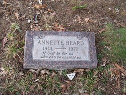 Annette Beard