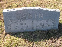 Catherine Ella Kate <i>Ballowe</i> Akin