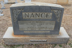 James Calvin Jim Nance