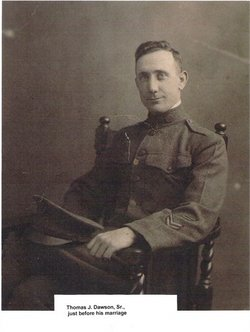 Thomas Joseph Dawson, Sr