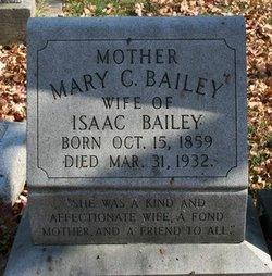 Mary C. <i>Greenwell</i> Bailey