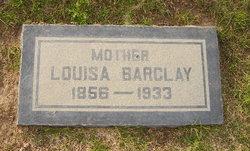 Louisa <i>Reeves</i> Barclay