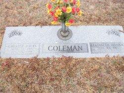 Elizabeth Hanna Coleman