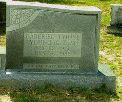 Gabriel Tyrus Young G. T. Churchwell, Jr