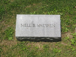 Nellie <i>Moore</i> McEwen