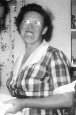 Bessie May <i>Kinsey</i> Cornelius