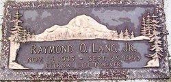 Raymond O Lang, Jr