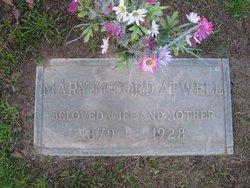 Mary Mellisa <i>McCord</i> Atwell