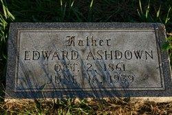 Edward Ashdown