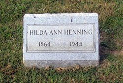 Hilda Ann <i>Mattingly</i> Henning